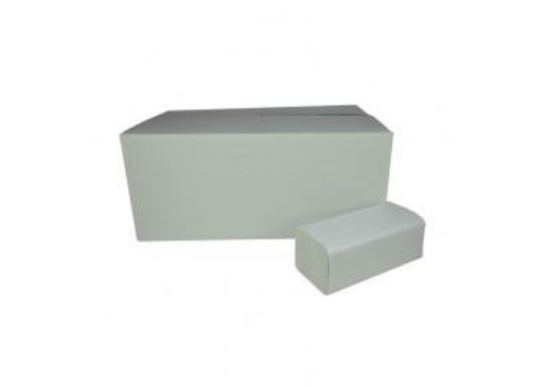 Huchem Papieren Handdoekjes - 3200 stuks, 2 laags, 23x25cm
