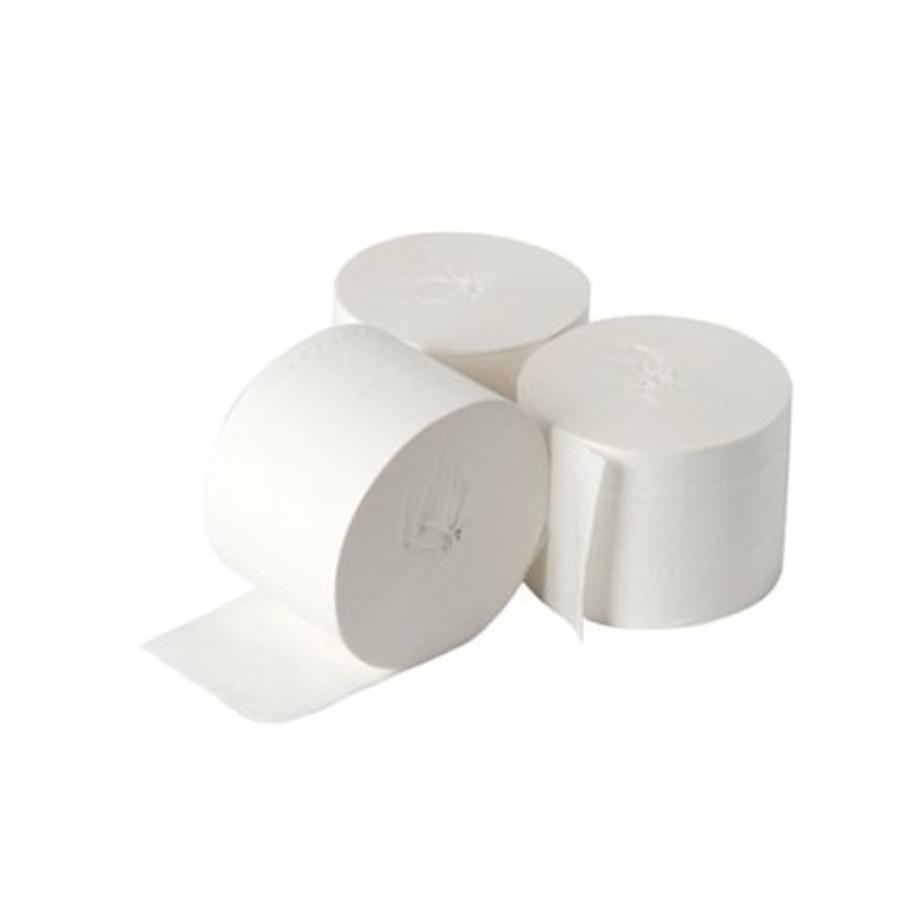 Toiletpapier Coreless - 24 rollen, 112,5m, 900 vellen, 2 laags