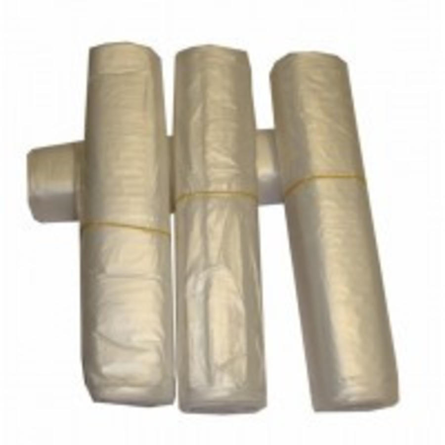 Transparante Pedaalemmerzak - 50x55cm - 2500 stuks