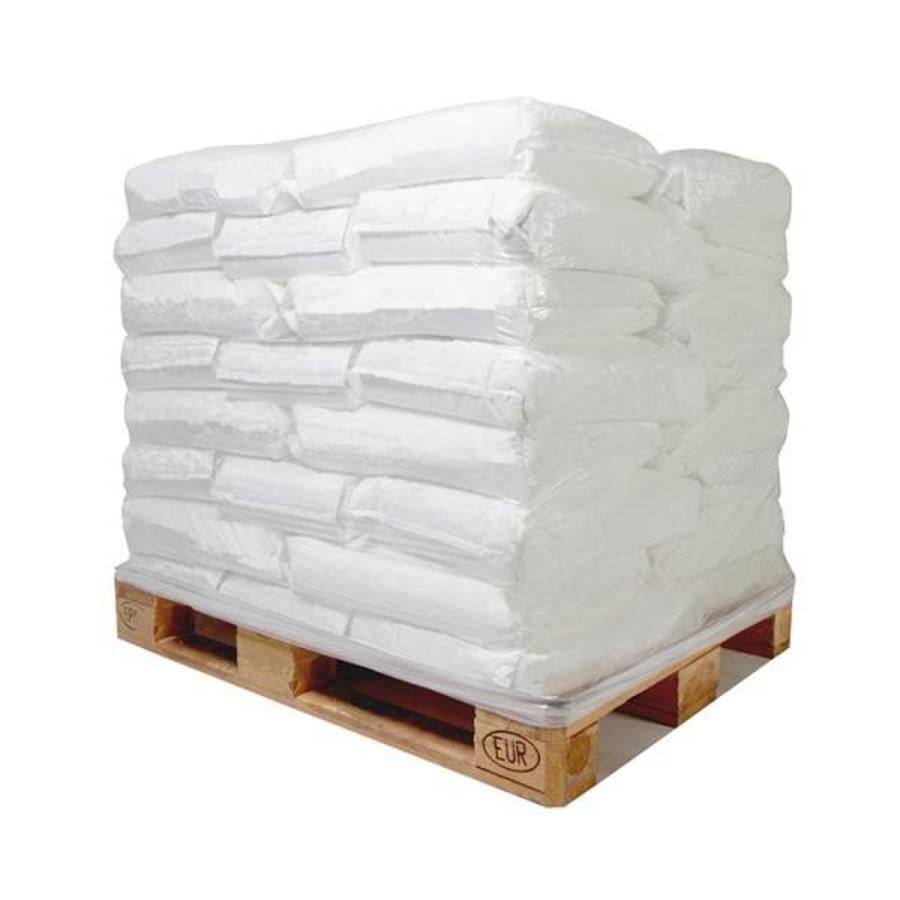 Strooizout - Pallet 49 x 25 Kg