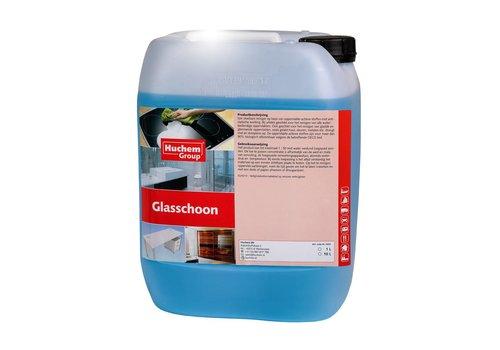 Glasschoon