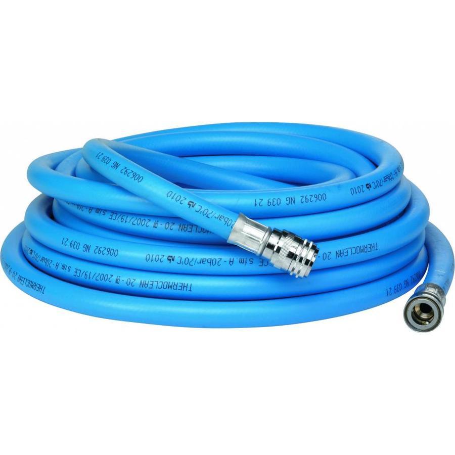 Slangenset warm water - 10 meter