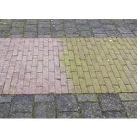 Groene Aanslag Verwijderaar - tegels hout schutting & zonnescherm, ibc 1000 liter