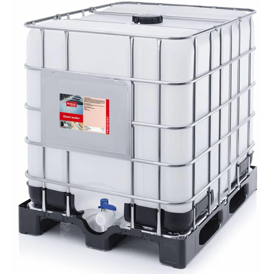 Demi / Osmose water - A kwaliteit - incl. IBC 1000L