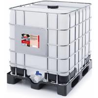 Glasschoon, ibc 1000 liter