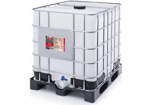Kalk en Roest verwijderaar, ibc 1000 liter