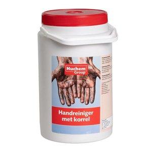 Huchem Handreiniger / Garagezeep met korrel - Pot 3 kg