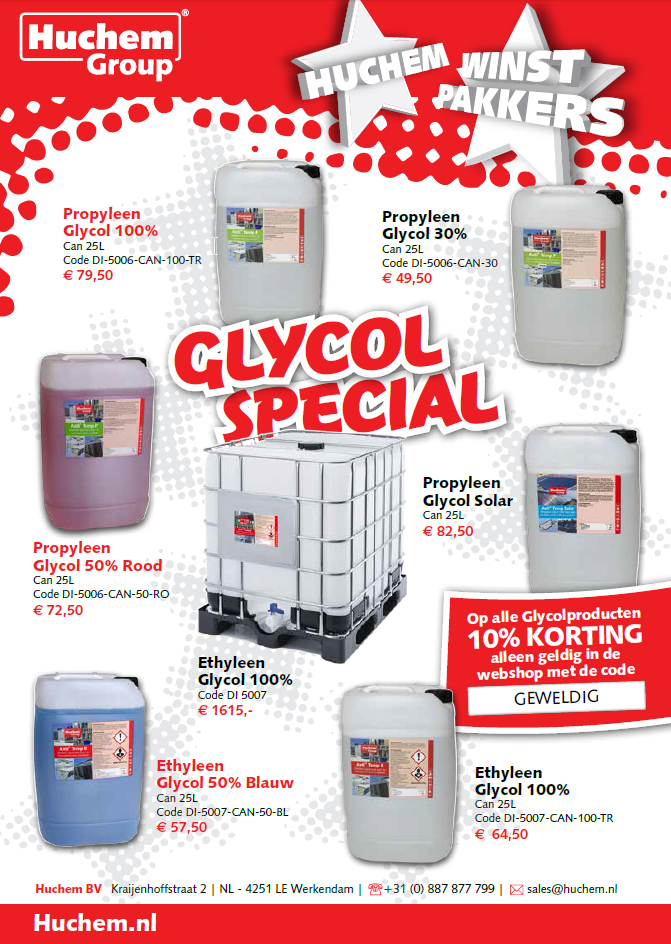 Glycol special
