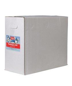 Witte poetslappen - Doos 10 kg