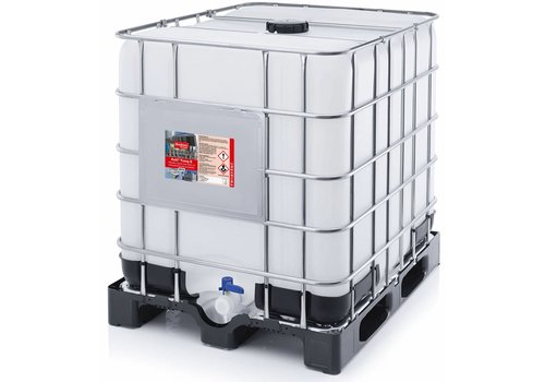 Huchem Transparante Ethyleen 30% - 1000L, -15°C