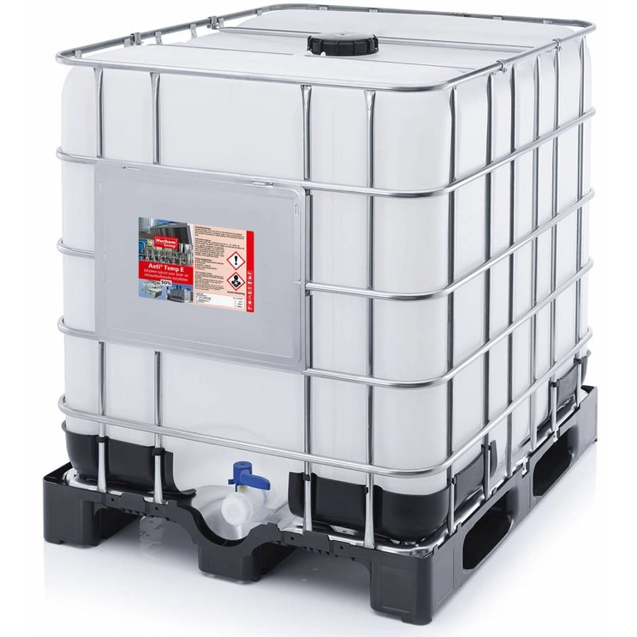 Ethyleen Glycol 50% - min 33 graden - IBC 1000L