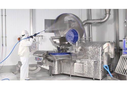 Huchem Cleaner PS HF - Chloorschuimreiniger Can 10L