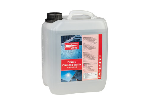 Demi / Osmose water 5L can