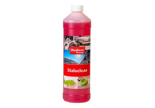 Huchem RVS & Aluminium Reiniger - Fles 1L