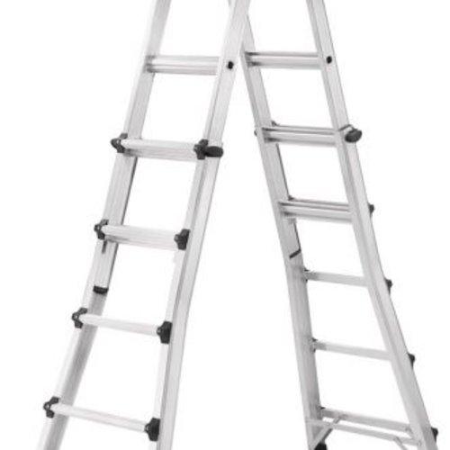 Huishoud/Trappen en ladders