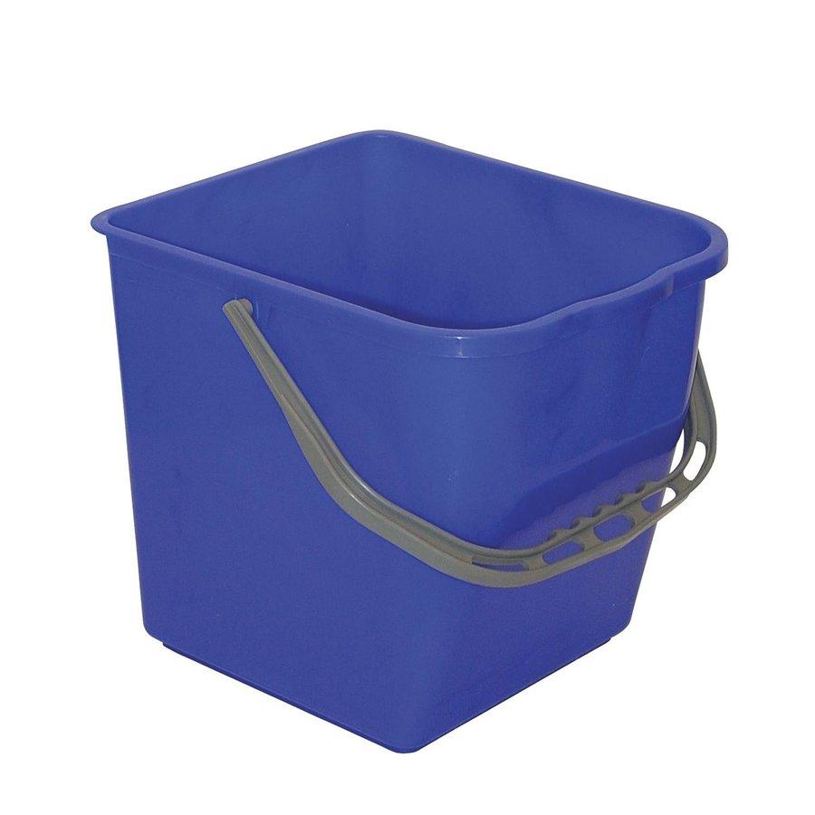 Blauwe emmer - 10 liter