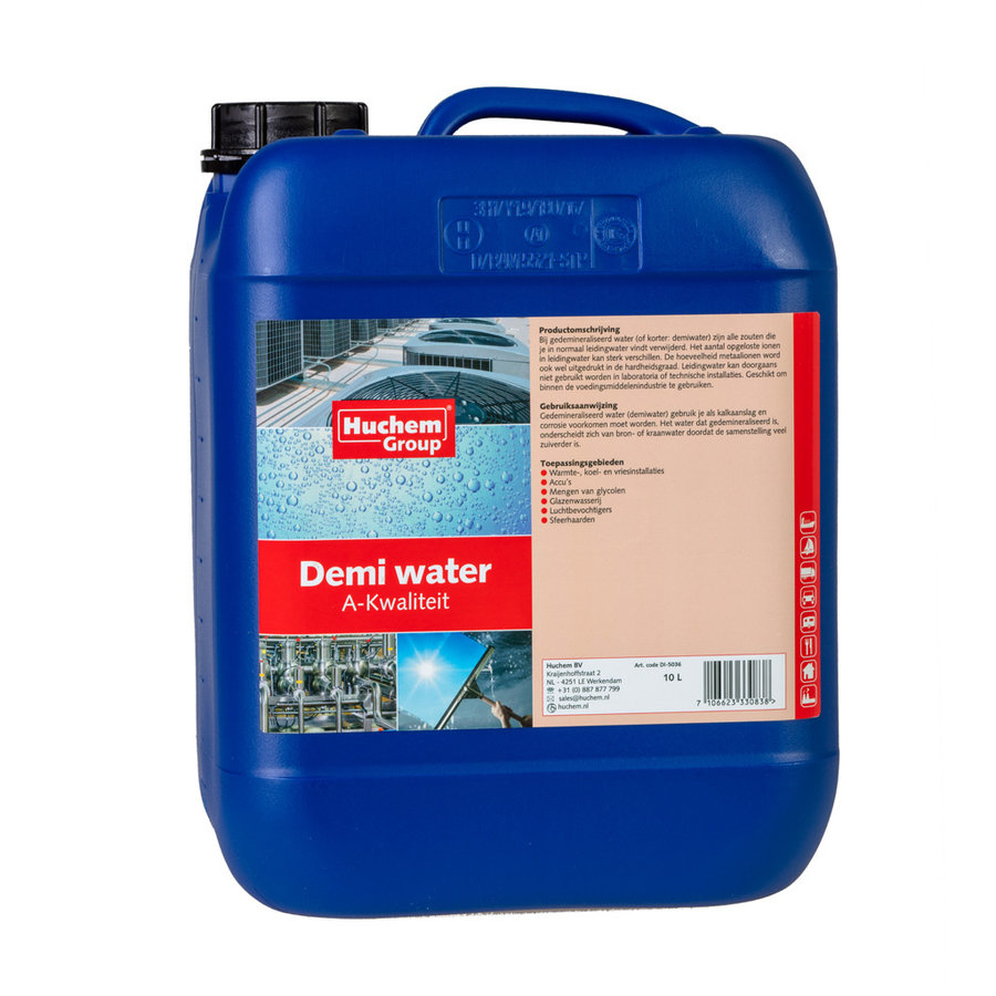 Demi / Osmose water 10L can