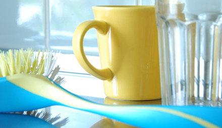 Afwasmiddel en vaatwasmiddel