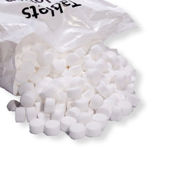 Onthardingszout tabletten Zak 25 kilo