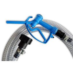 IBC Vulset DIN61 + 3 m slang