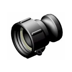 IBC adapter binnendraad - Camlock