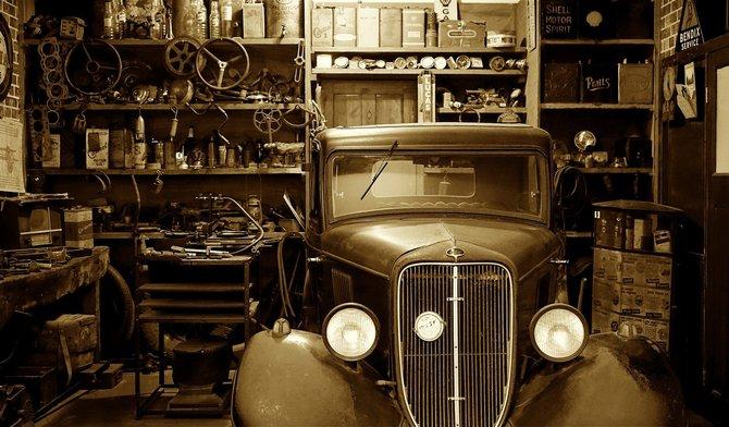 5 schoonmaakmiddelen die elke garage of autobedrijf zou moeten hebben