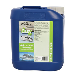 Easy Auto & Boot Shampoo 5L