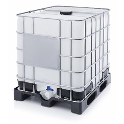 ECO/BIO De-Icing - 1000 L - Min 6 graden
