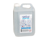 Sanicur Handgel 5L voordeel can - desinfecterende gel