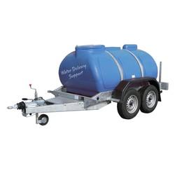 Glycoltank aanhangwagen-2200L -incl. pomp - Huren
