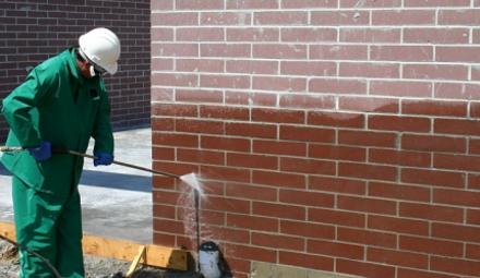 Muur, gevel & beton impregneren
