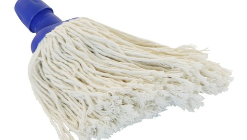 Vloermoppen (Spaanse mop)