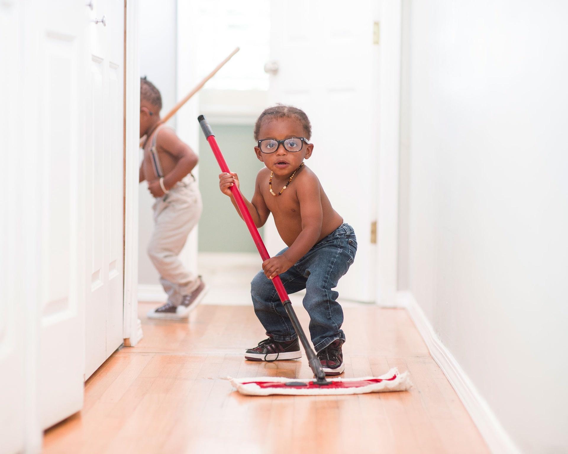 Makkelijk en goedkoop schoonmaken - met Huchem Easy