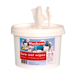 Wet wipes handcleaner Industrial