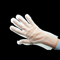 TPE Handschoenen - 200 stuks - Transparant