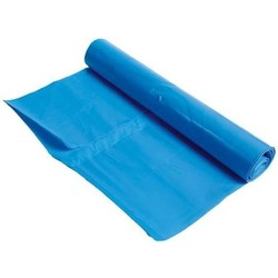 Blauwe vuilniszak - 70 x 110cm - 1 rol á 10 stuks