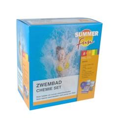 Summer fun zwembad startset chemie standaard