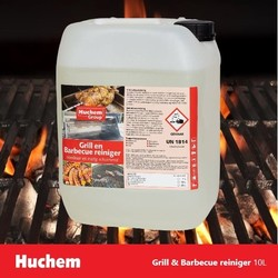 Grill en Barbecue reiniger - Can 10L