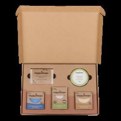 Plasticvrije Verzorging Giftbox – Tropical Sensation Large