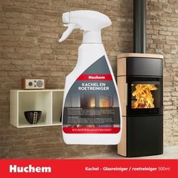 Kachel - glasreiniger / roetreiniger 500 ml