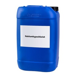 Natriumhypochloriet - Goedkoop 12,5% 24 kg
