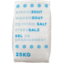 Strooizout extra snel 25kg