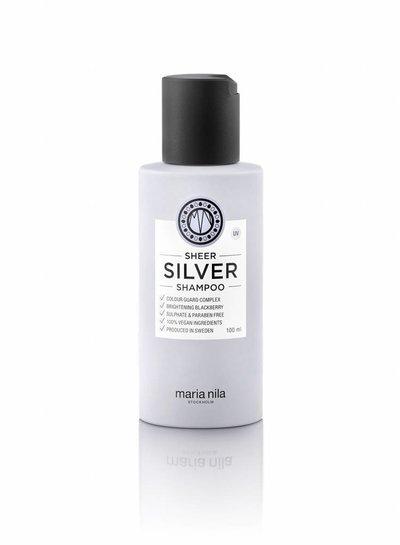 Maria Nila Maria Nila Sheer Silver Shampoo 100 ml