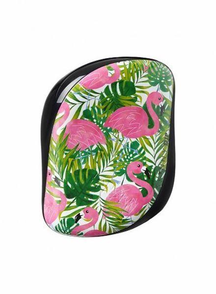 Tangle Teezer Compact Styler Skinny Dip Palm Print