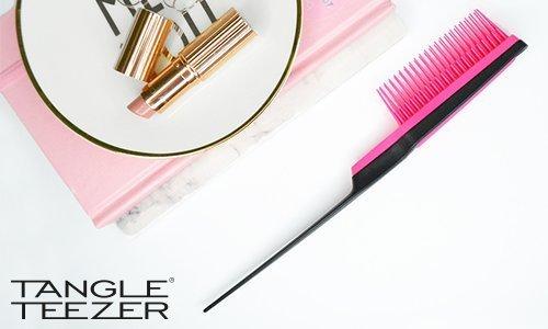 Back-Combing Hairbrush