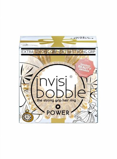 invisibobble® POWER I Live in Wonderland Limited Collection Golden Adventures