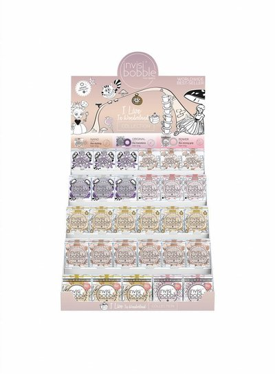 invisibobble® I Live in Wonderland Collection Mixed Set