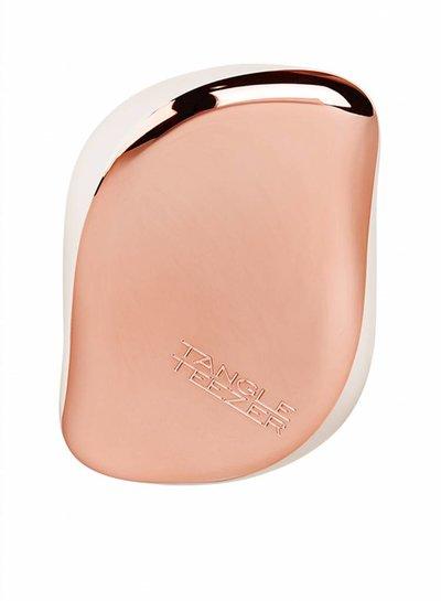 Tangle Teezer Compact Styler Rose Gold Cream