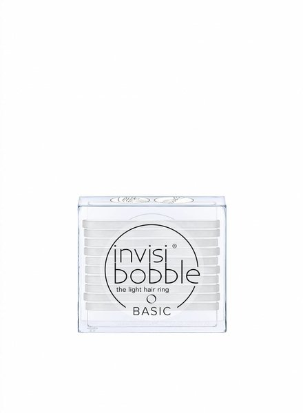 invisibobble® BASIC Crystal Clear