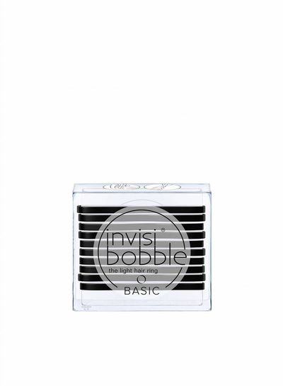 invisibobble® BASIC True Black
